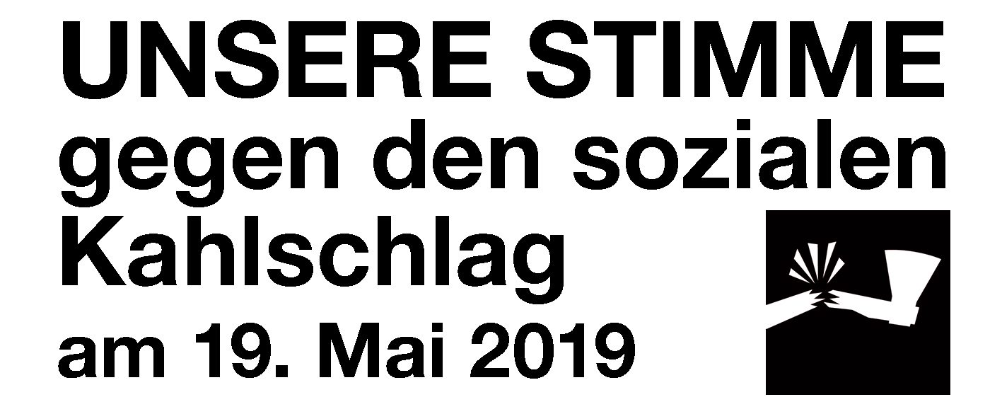 Kollektiv Kahlschlag stoppen